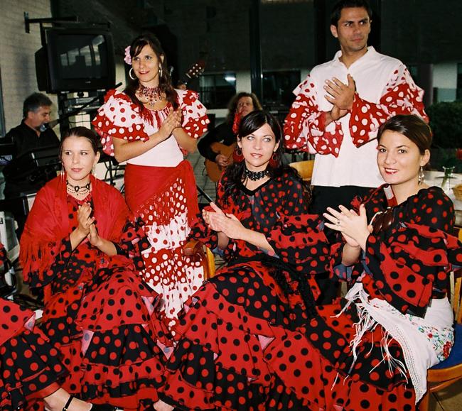 feest Tsjechisch dans